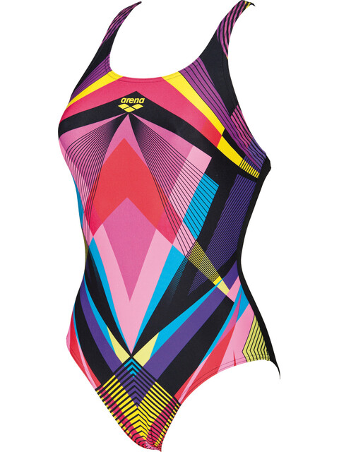 arena Engineered Swim-Pro Back - Bañador Mujer - Multicolor